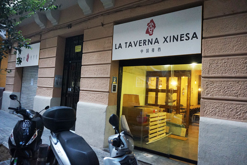 La Taberna China