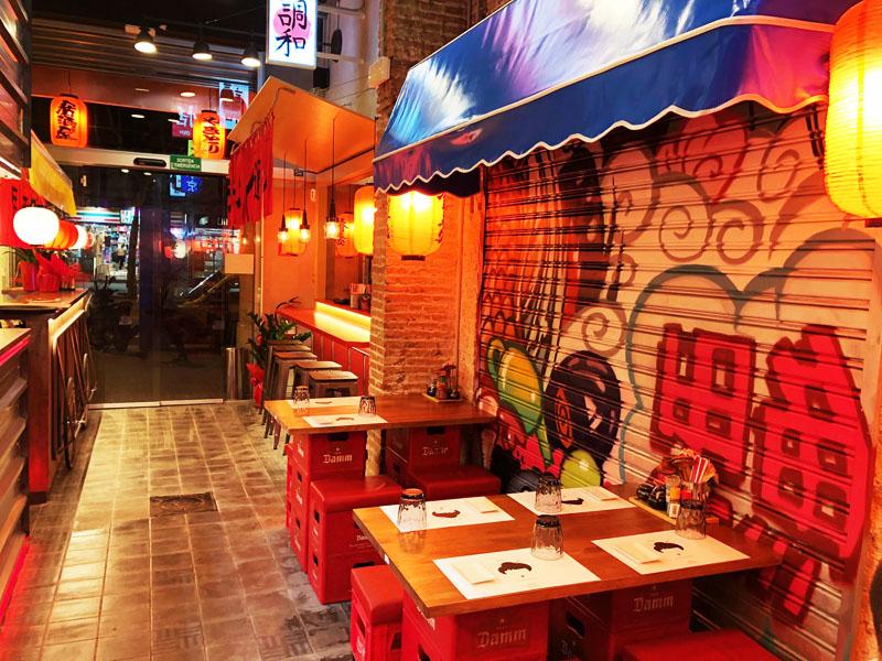 Oishii Ramen Barcelona