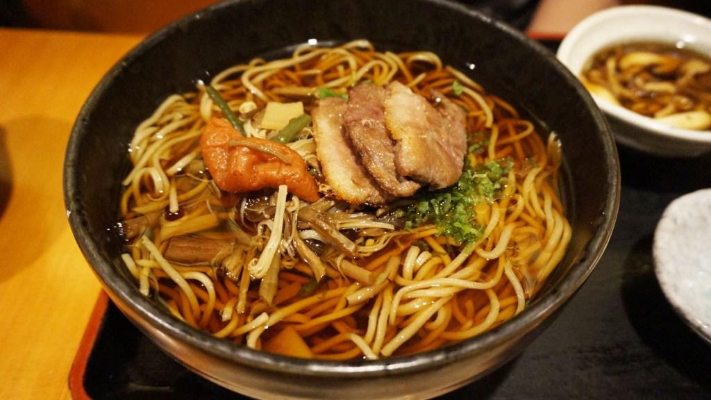 soba-ya restaurante japones