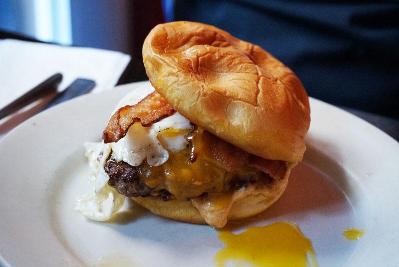 Two8Two Bar & Burger, Brooklyn