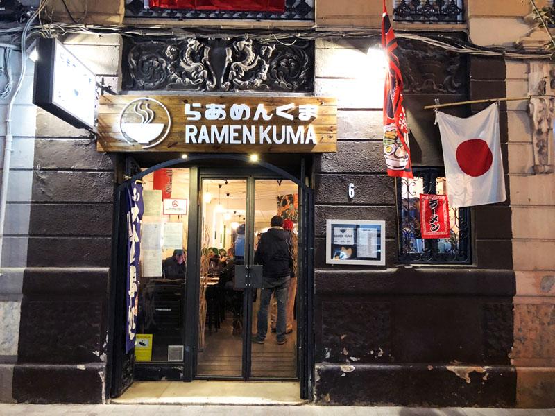 Ramen Kuma