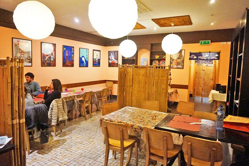 restaurante mikasa barcelona