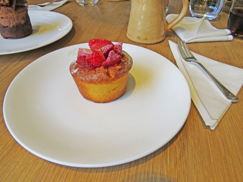 Thoma´s Cafe at Burberry London