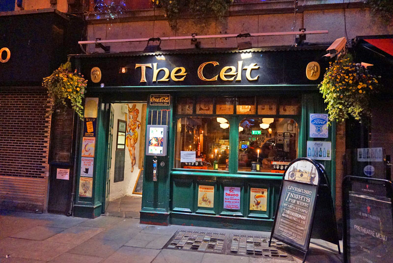 The Celt Bar