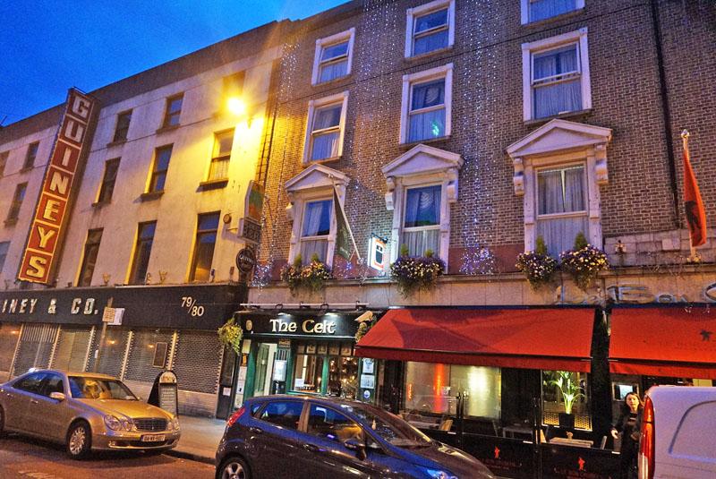 The Celt Bar Dublín