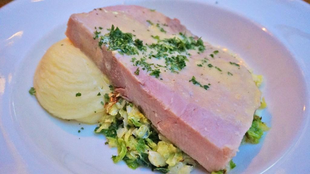 the celt bar dublin bacon and cabbage