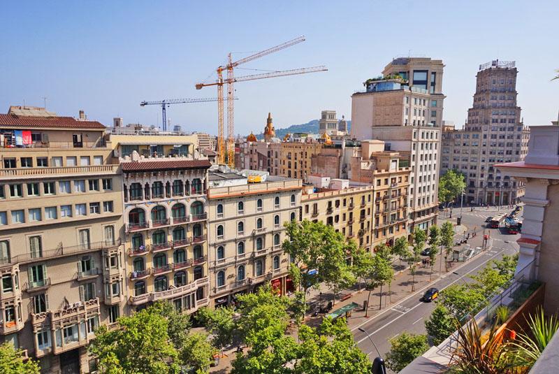 restaurante línia barcelona