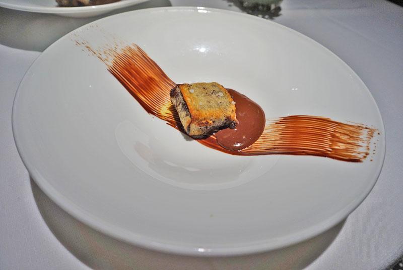 "restaurante windsor barcelona ""Pan, aceite y chocolate"""