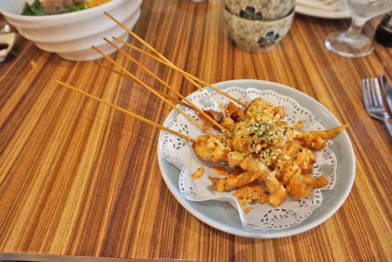 mutsu restaurante madrid
