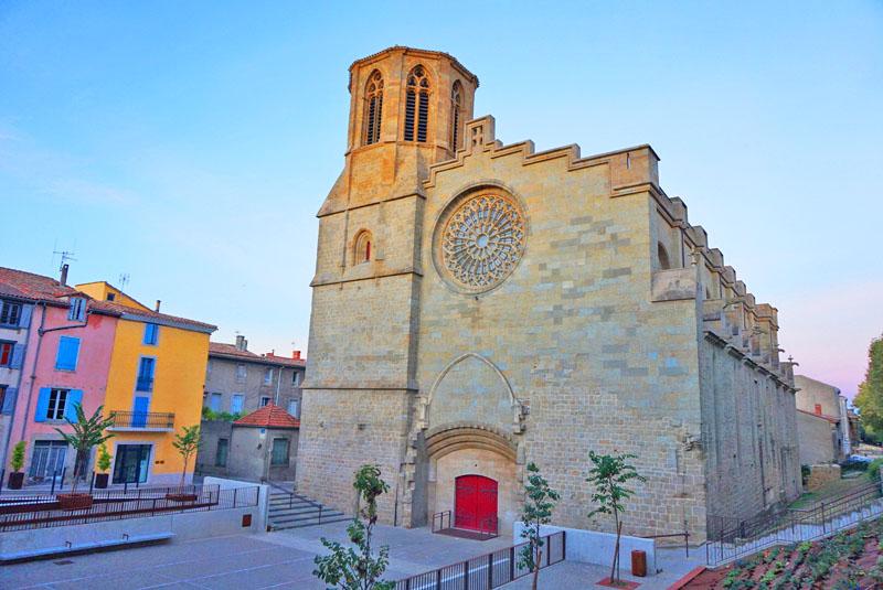 catedral de carcassonne