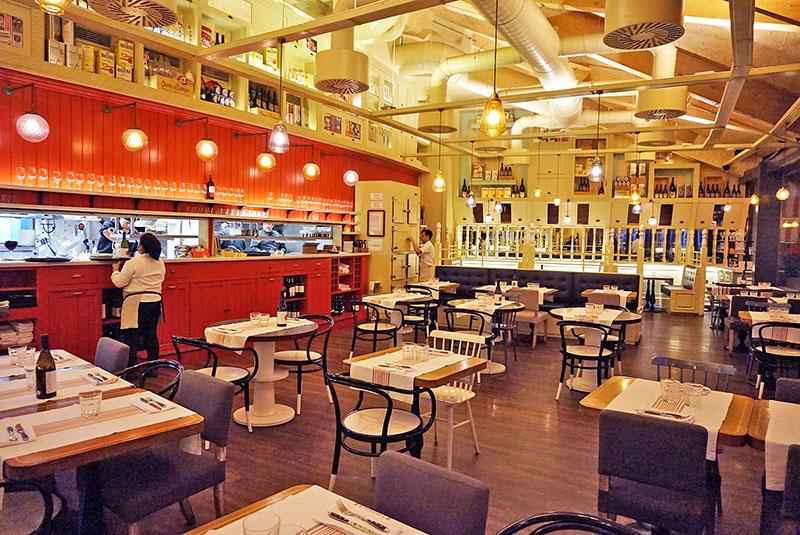 restaurante la botiga barcelona