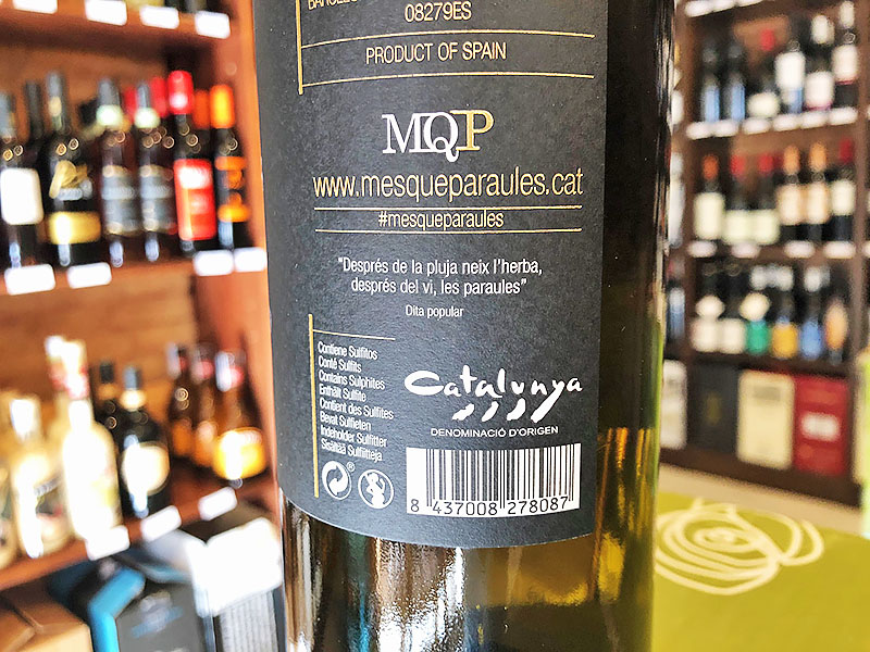vinos DO Catalunya