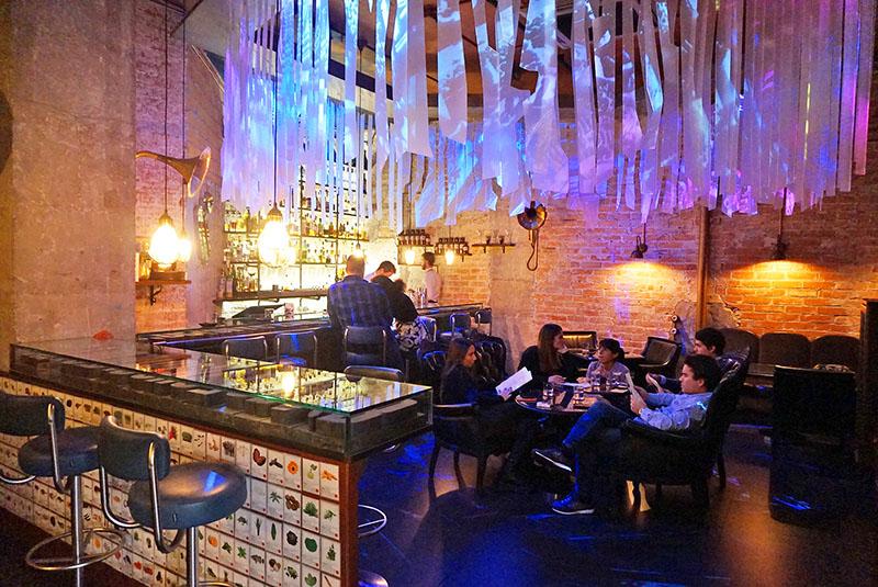 restaurante enigma barcelona