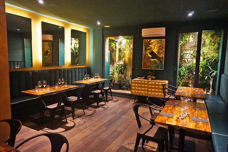 restaurante Chontaduro