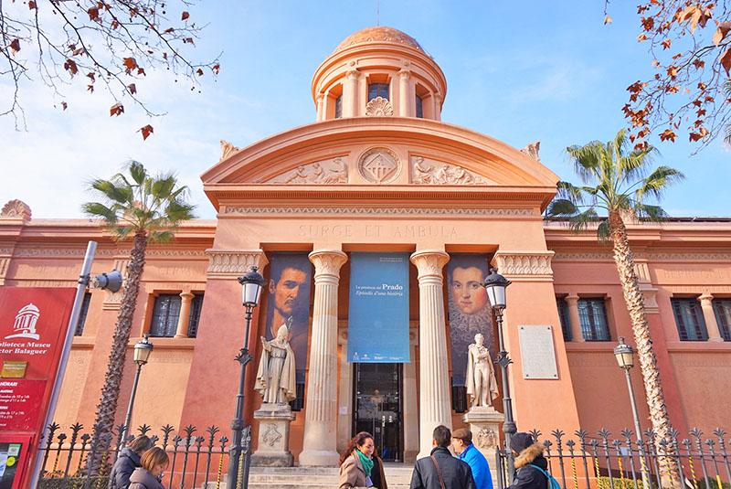 biblioteca museo victor balaguer