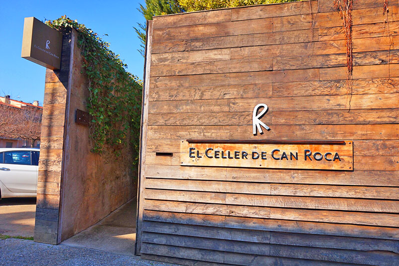 el celler de can roca 2019 entrada