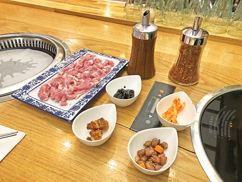 restaurant corea barcelona