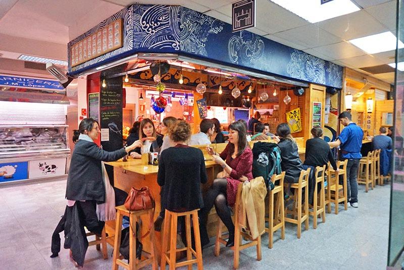 yokaloka restaurante japonés