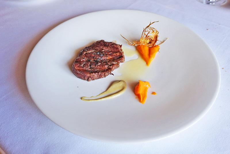 menu degustacion mas la boella restaurante