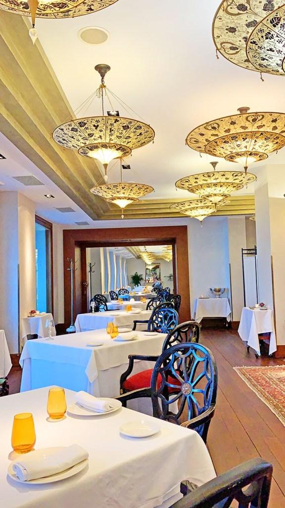 les terrasses restaurant