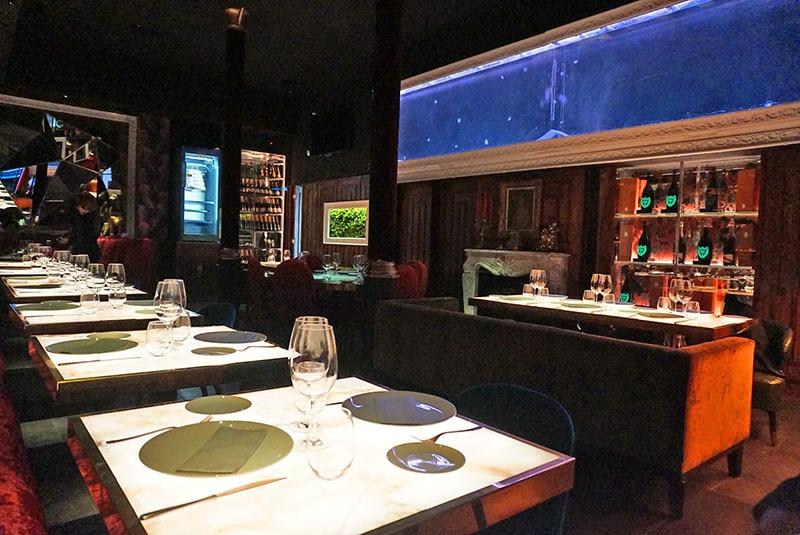 medusa y morena restaurante