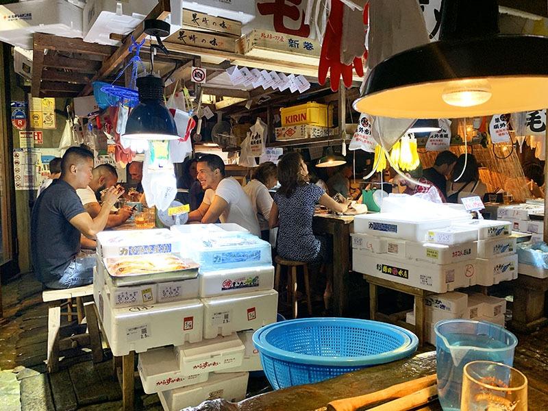 kodawari ramen tsukiji