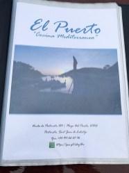 menu restaurante el puerto portinatx