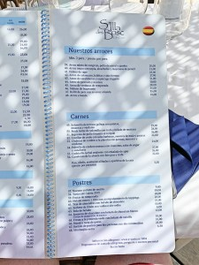 menu restaurante s'illa des bosc