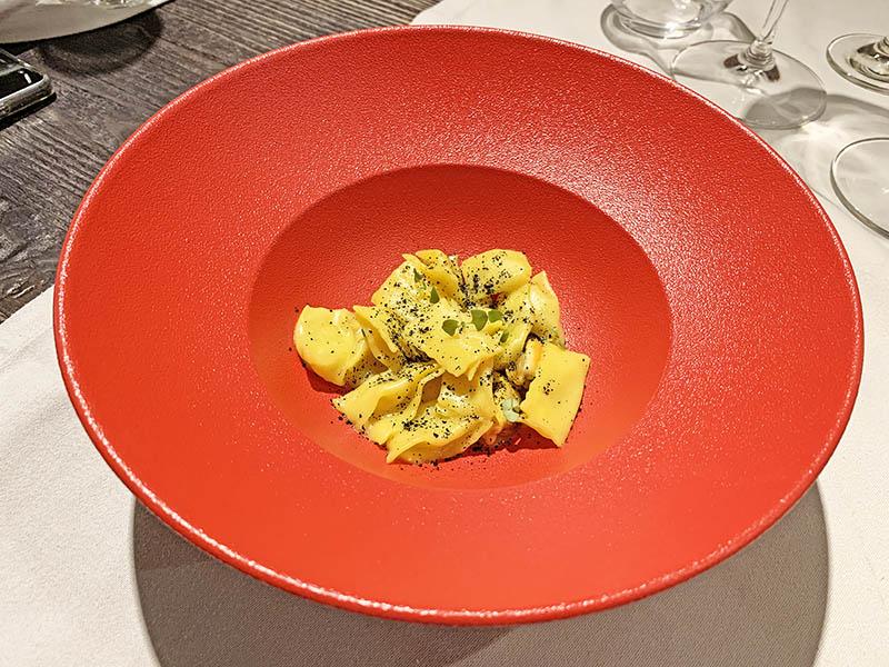 ostaja restaurante italiano barcelona