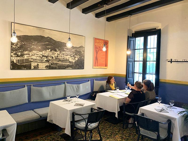 ruta gastronómica de cabrils restaurantes