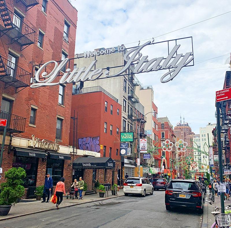 washington visita turística y nueva-york