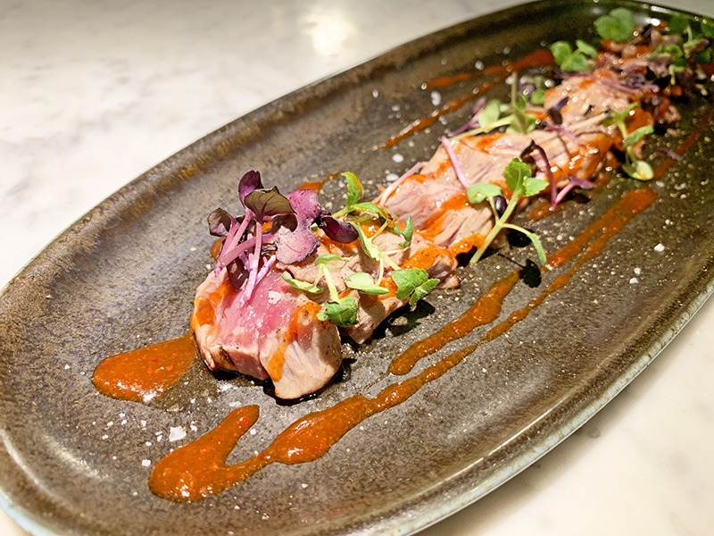 ostras en barcelona restaurante 71 oyster bar