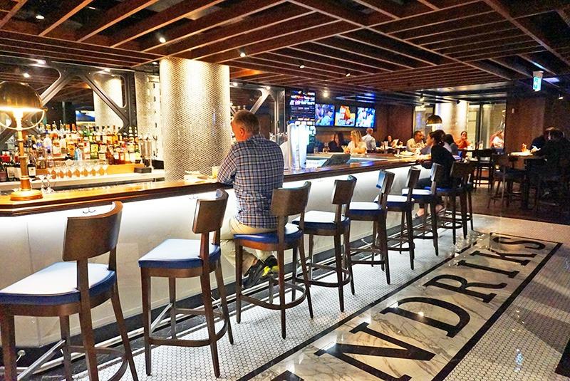hendriks restaurant bar toronto