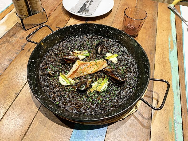Xiroi Ca La Nuri Restaurante