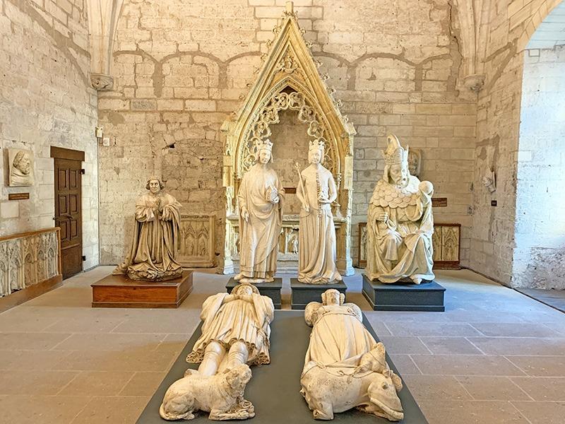 Aviñon Palacio de los Papas