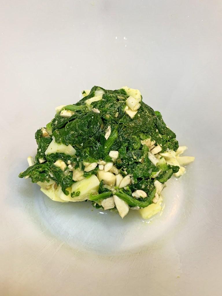 receta de gyozas verduras