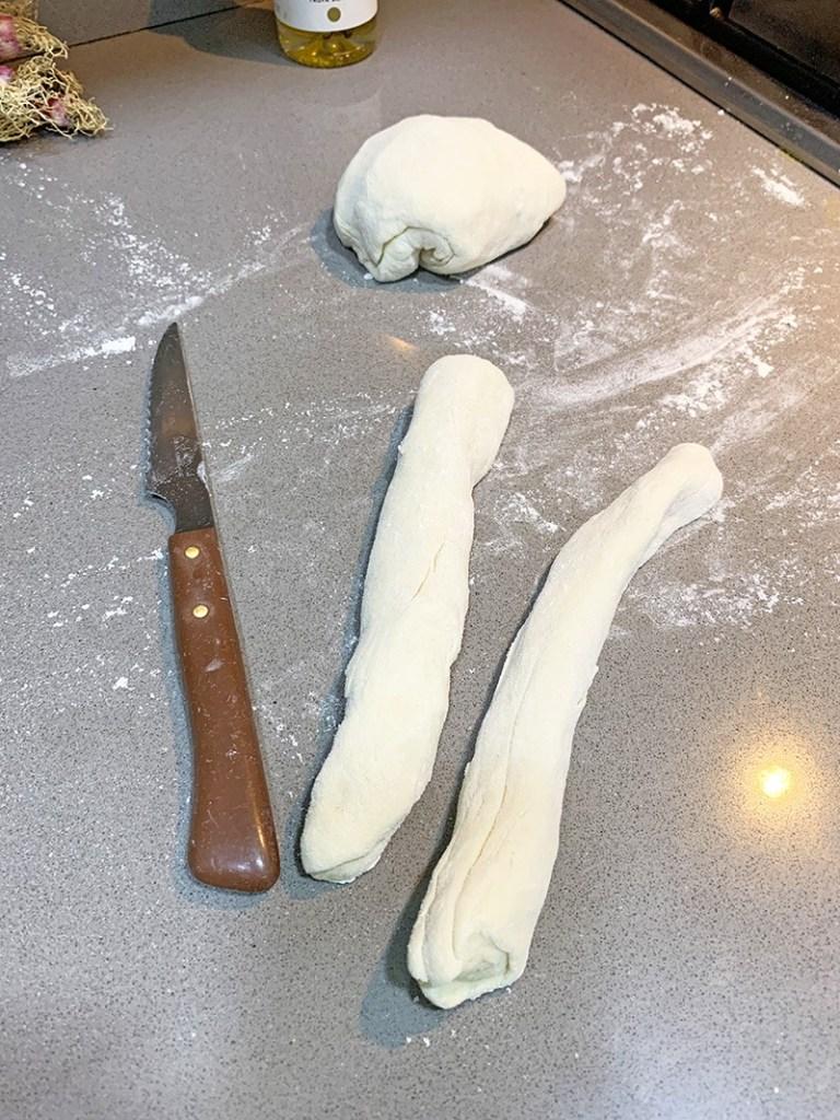receta de gyozas caseras
