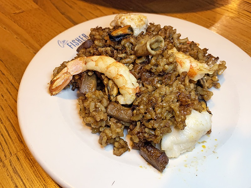 Can Fisher Restaurante playa bogatell