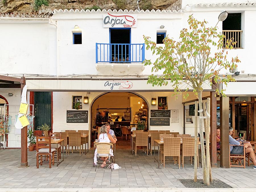 Arjau Menorca