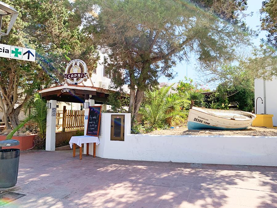 Hostal Restaurante Capri Formentera