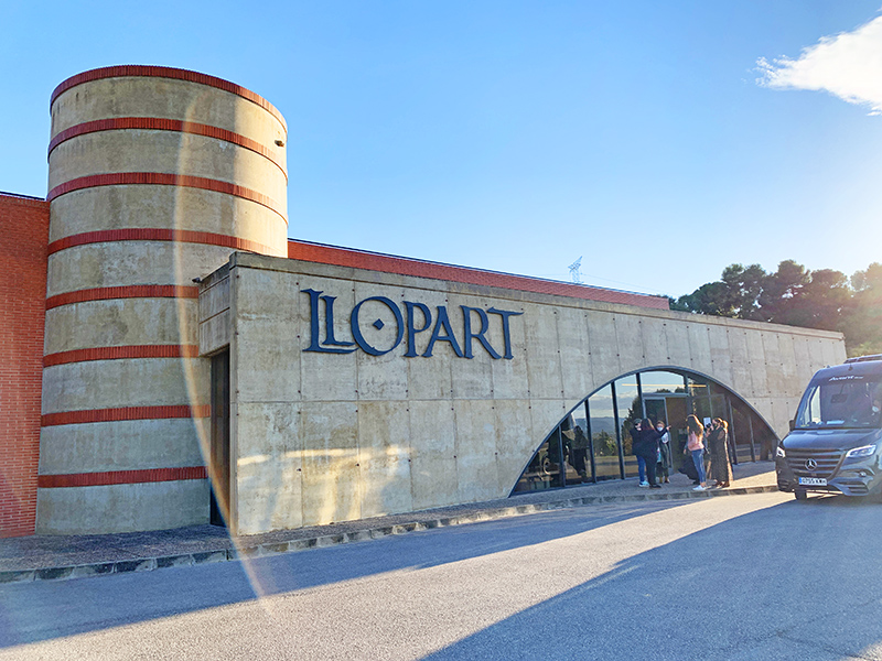 catalunya experience llopart
