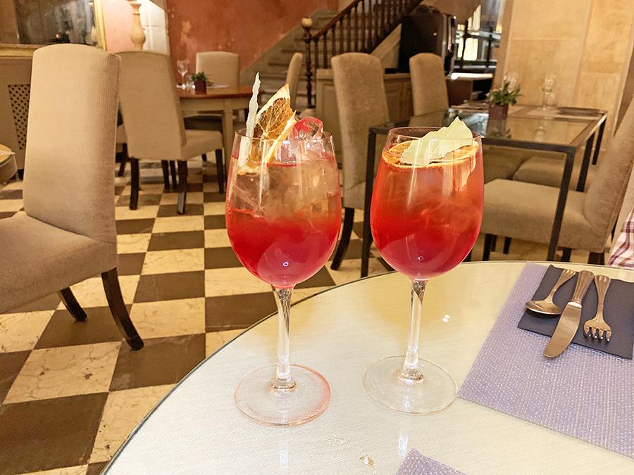 Restaurante del Hotel Duquesa de Cardona