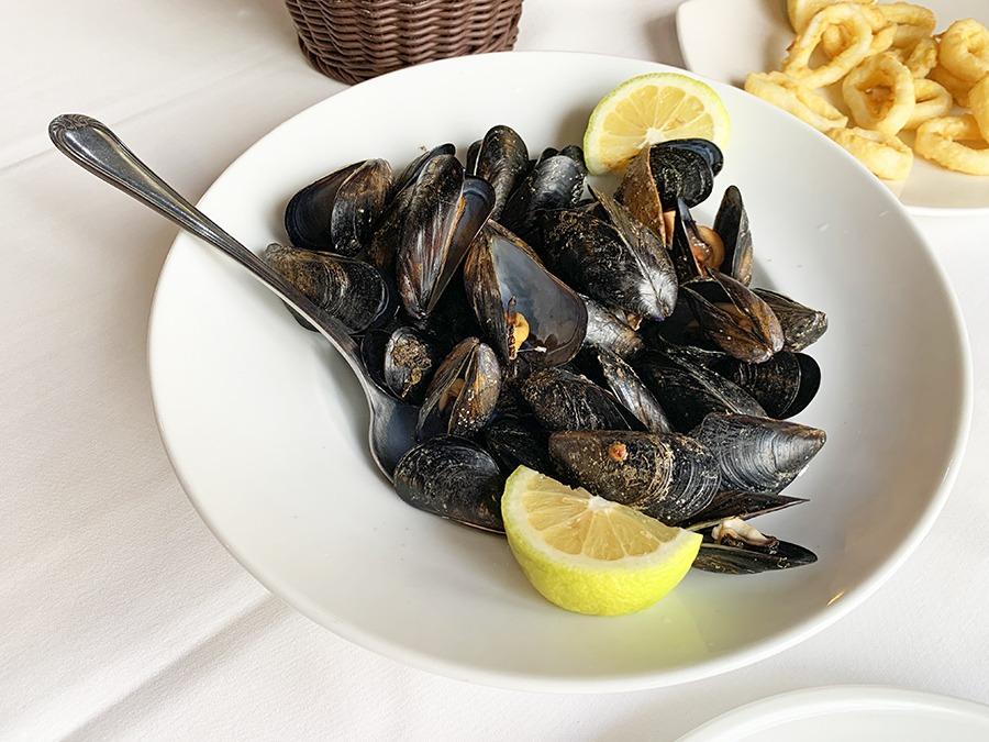 restaurant mediterrani segur de calafell