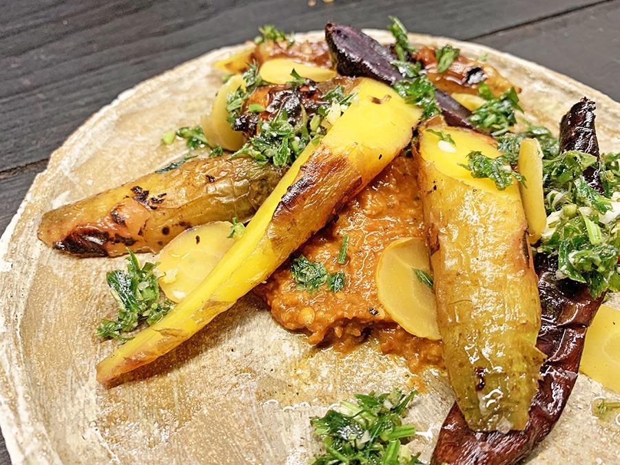Fat Veggies Zanahorias