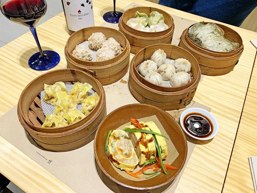 restaurante Vabowl Tapas Chinas