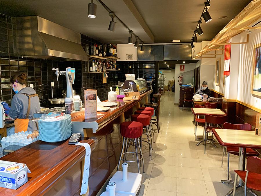 Restaurante Chino Crepes Barcelona