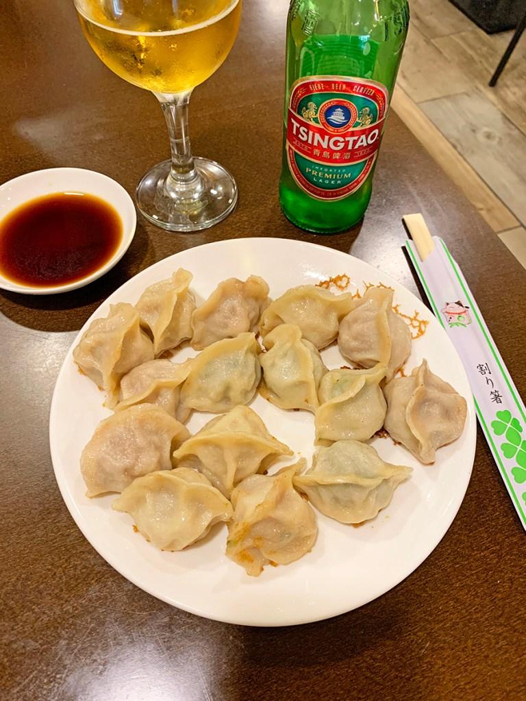 Casa de Qingdao Dumplings Jiaozi