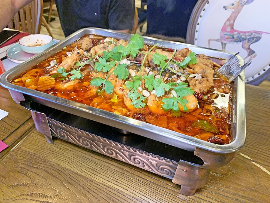 Gastronomía de Hunan