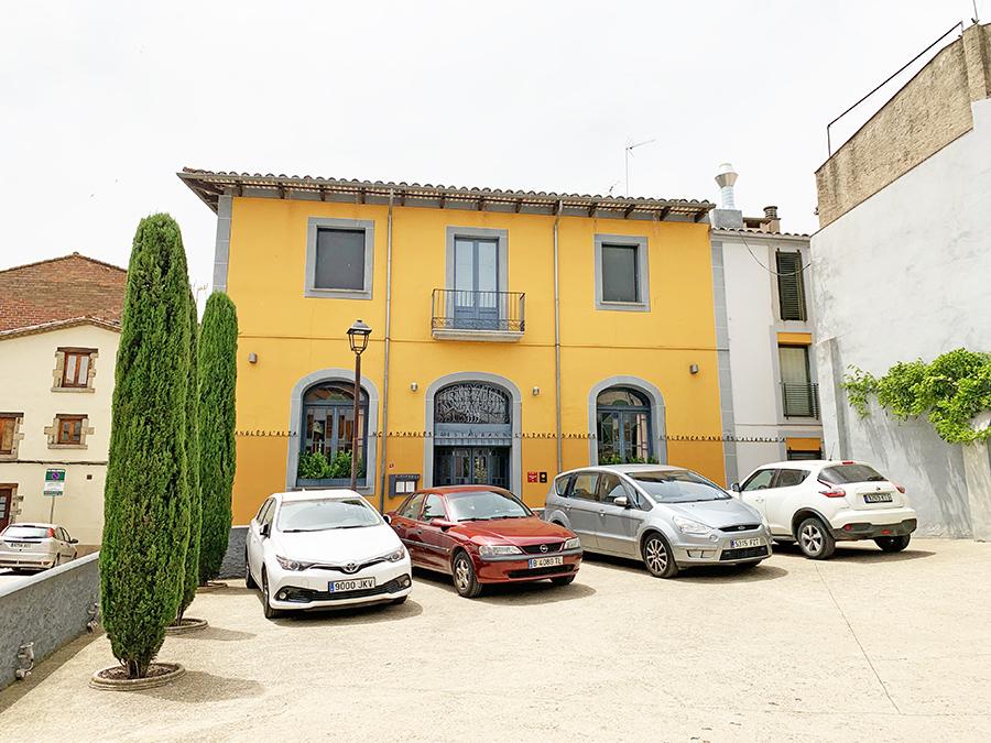 Restaurante L'Aliança d'Anglès, Girona