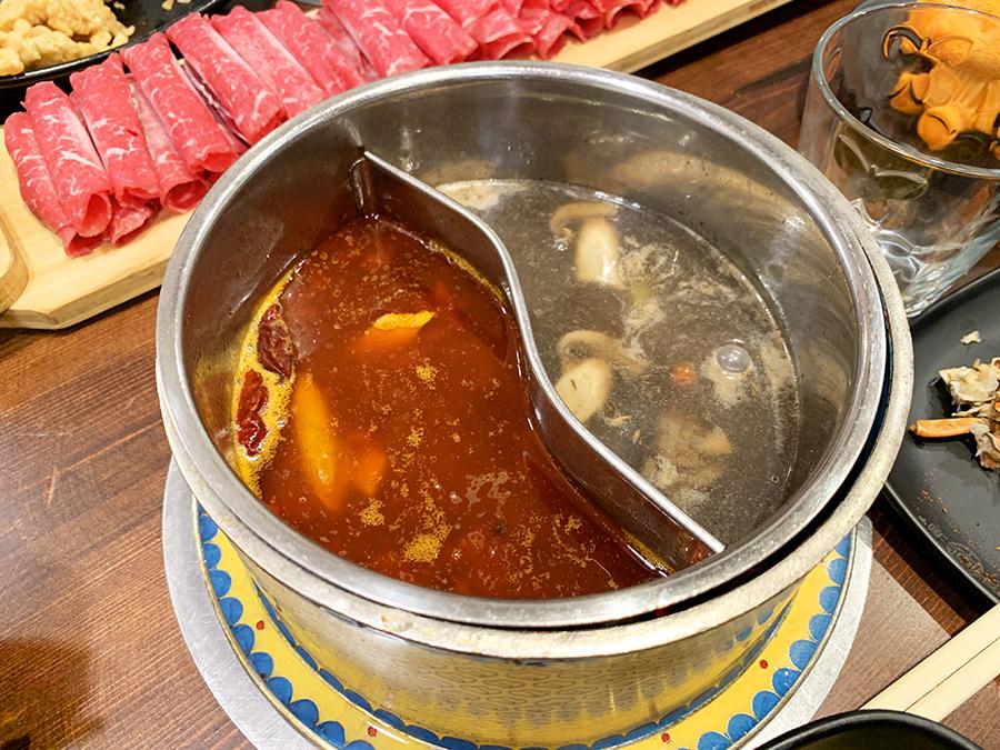 Shuyu Hot Pot Restaurante Barcelona Hot Pot
